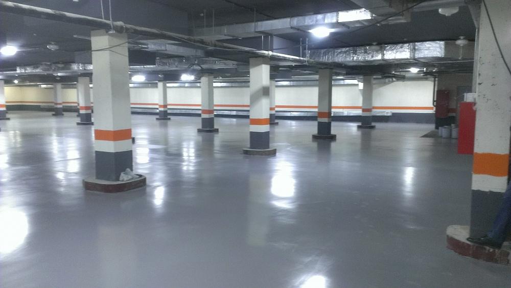 напольные покрытия для парковки