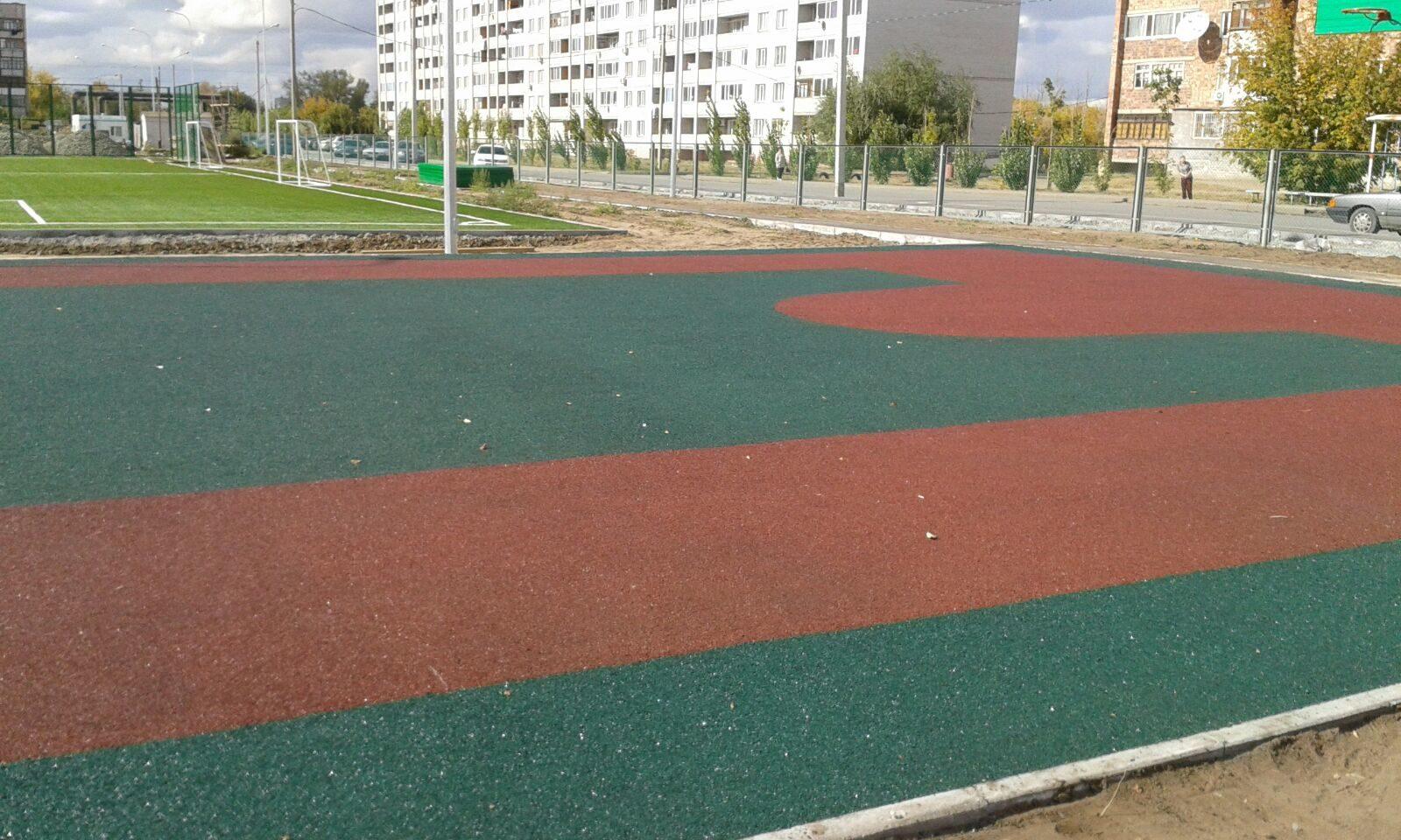 спортивные покрытия экопол в казахстане